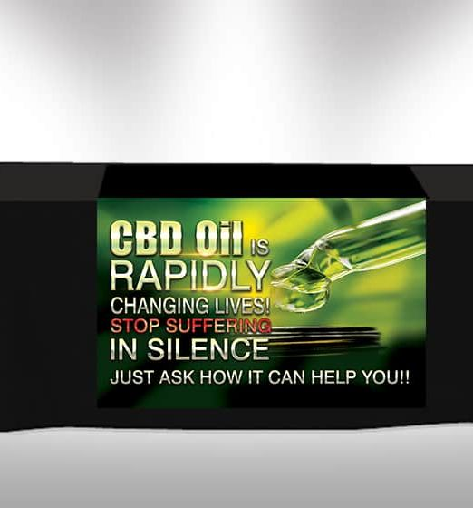 CBD Table Runner
