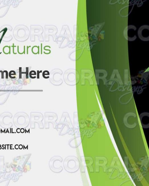 HBN Pure Plant Business Cards