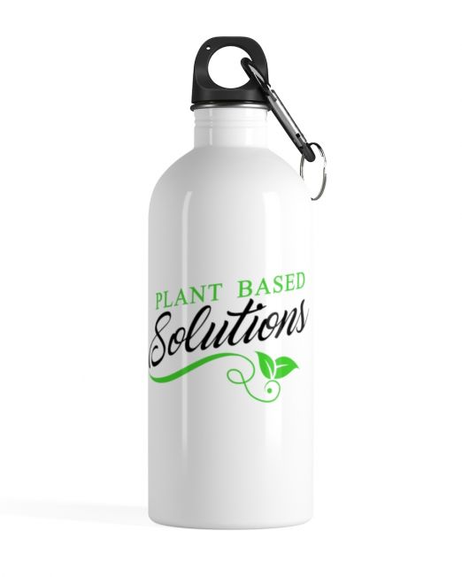 Plant Based Solutions stainless Steal Bottle