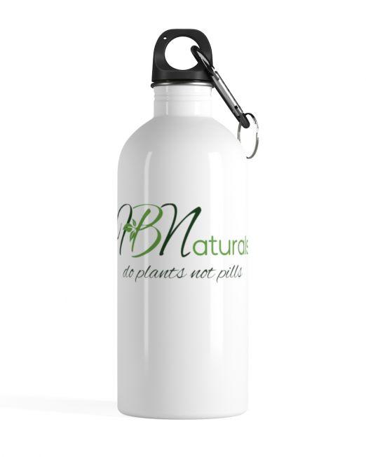 HBNaturals Stainless Steel Water Bottle