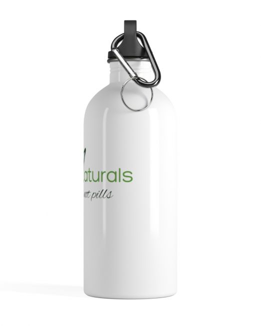 HBNaturals Stainless Steel Water Bottle