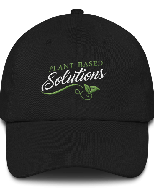 Plant Based Solutions Hat